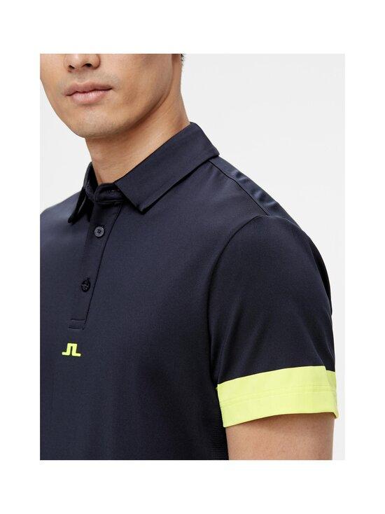 J.Lindeberg - Per Regular Fit Golf Polo -pikeepaita - Q176 ULTRA VIOLET | Stockmann - photo 6
