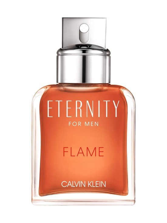 Calvin Klein Cosmetics - Eternity Flame for Men EdT -tuoksu 50 ml - NOCOL   Stockmann - photo 1