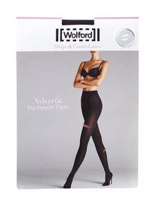 Wolford - Velvet 66 -sukkahousut - BLACK (MUSTA) | Stockmann