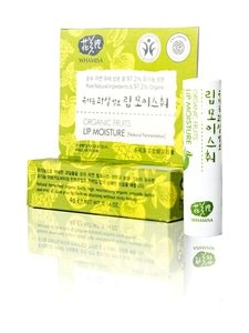 Whamisa - Organic Fruits Lip Moisture -huulivoide - null | Stockmann