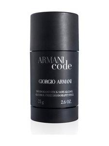 Armani - Code Deo Stick -deodorantti | Stockmann