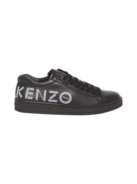 Kenzo - Logo Tennix -nahkasneakerit - 99BLACK   Stockmann - photo 1