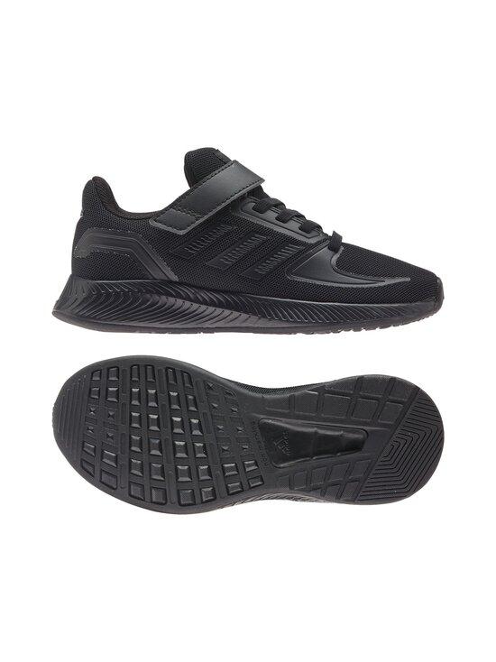 adidas Performance - RUNFALCON 2.0 C -sneakerit - CBLACK/CBLACK/GRESIX | Stockmann - photo 5