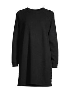 Superdry - Soft Rib Crew Neck Dress -mekko - 02A BLACK   Stockmann