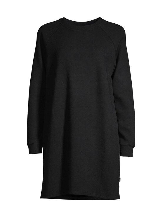 Superdry - Soft Rib Crew Neck Dress -mekko - 02A BLACK | Stockmann - photo 1