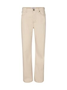 Ivy Copenhagen - Mia High Waist Straight Jeans -farkut - 03 ECRU   Stockmann