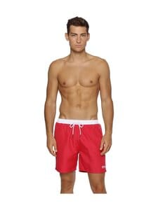 BOSS - Starfish-uimashortsit - 611 MEDIUM RED | Stockmann