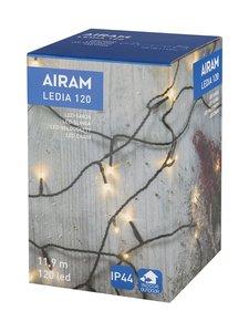 Airam - Ledia 120 -valosarja 11,9 m - NEARLY BLACK | Stockmann