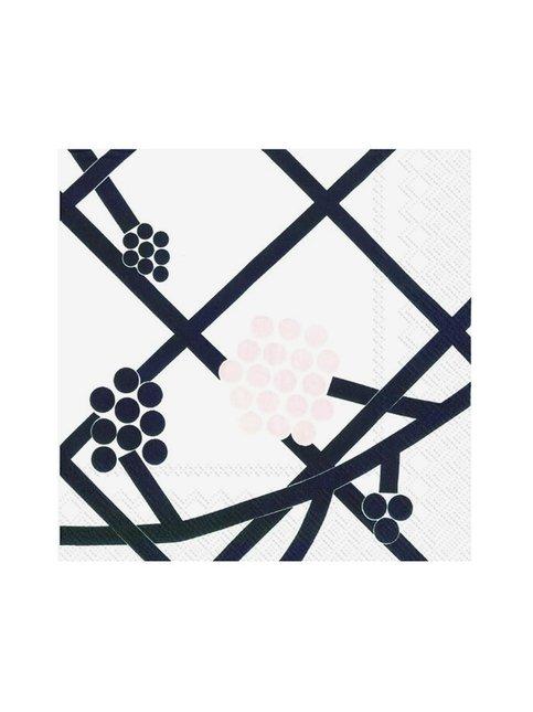 Hortensie-servetti 30 x 30 cm