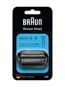 Braun - Series 5/6 53B -parranajokoneen teräverkko ja terät - BLACK | Stockmann