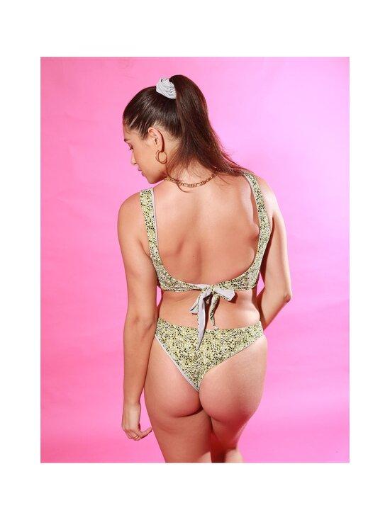 HallaxHalla - Cheeky bottom Aloe -bikinialaosa - GREY   Stockmann - photo 3
