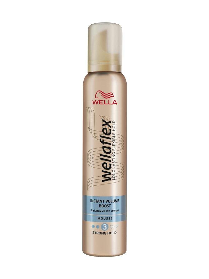 Wellaflex Instant Volume Boost -muotovaahto 200 ml
