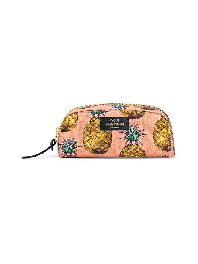 Ananas Small -kosmetiikkalaukku