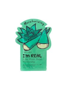 TONYMOLY - I Am Real Aloe Mask Sheet -kasvonaamio | Stockmann