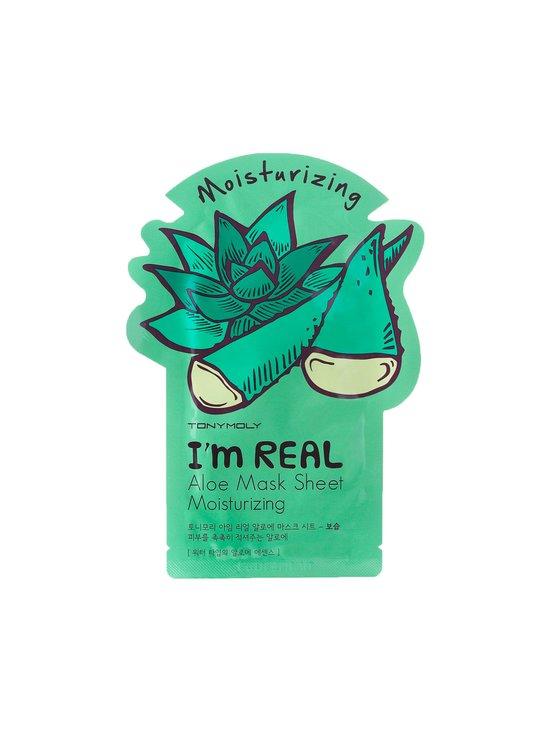 TONYMOLY - I Am Real Aloe Mask Sheet -kasvonaamio - NOCOL | Stockmann - photo 1