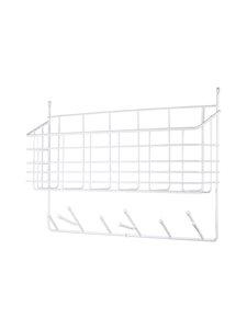 Maze - Mitten S -hylly 352 x 86 x 386 mm - WHITE | Stockmann