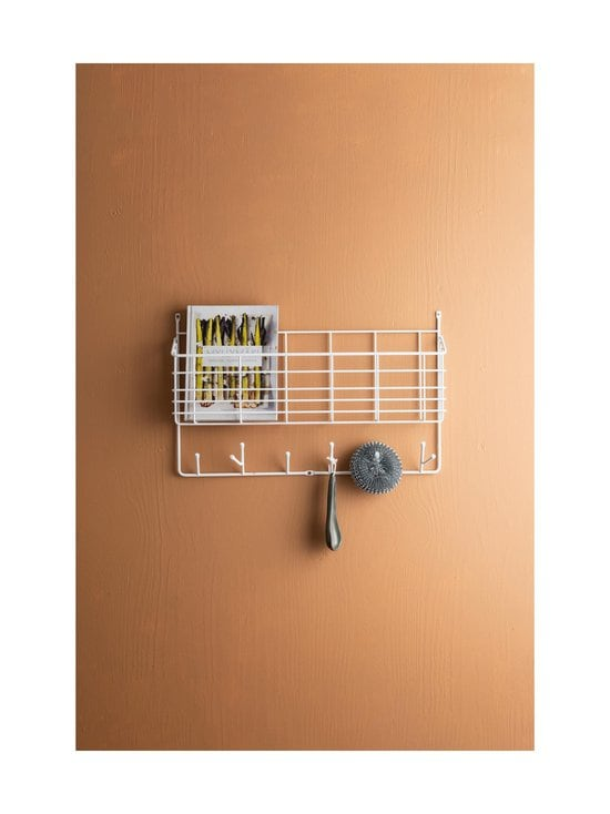 Maze - Mitten S -hylly 352 x 86 x 386 mm - WHITE | Stockmann - photo 4