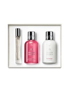 Molton Brown - Fiery Pink Pepper Gift Set Mothers Day 2021 -lahjapakkaus | Stockmann