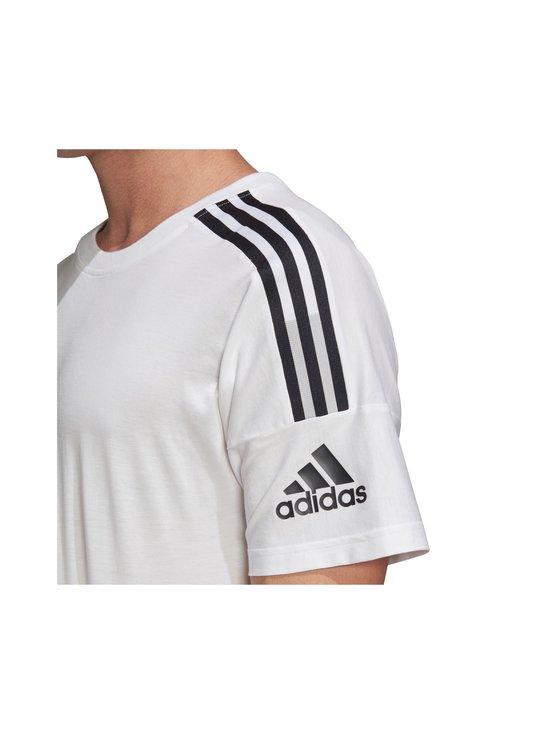 adidas Performance - adidas Z.N.E. 3-Stripes Tee -paita - WHITE WHITE | Stockmann - photo 2