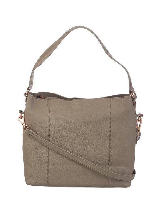 A+more - Sanie Shoulder Bag -nahkalaukku - TAUPE   Stockmann - photo 1