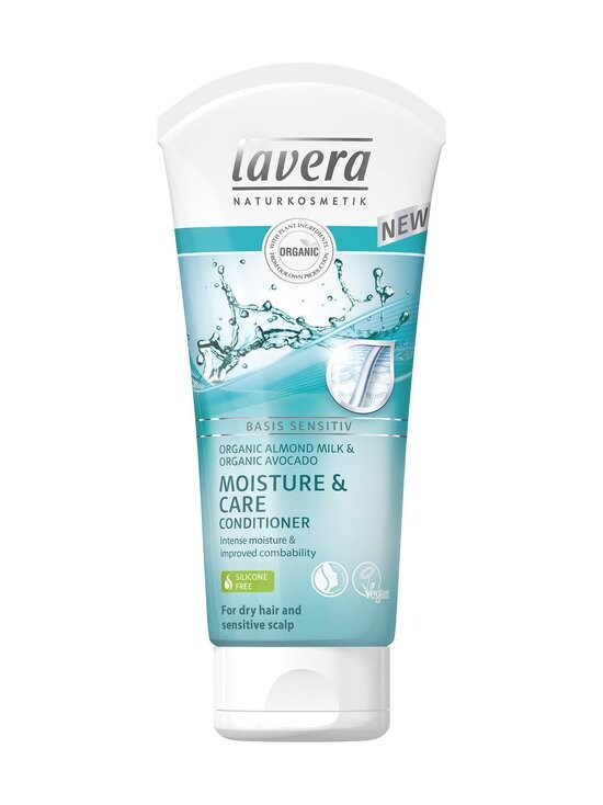 Lavera - Moisture & Care -hoitoaine 200 ml - null | Stockmann - photo 1