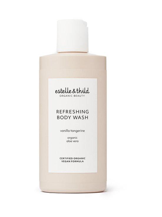 Estelle&Thild - Vanilla Tangerine Refreshing Body Wash -suihkugeeli 200 ml - NOCOL | Stockmann - photo 1
