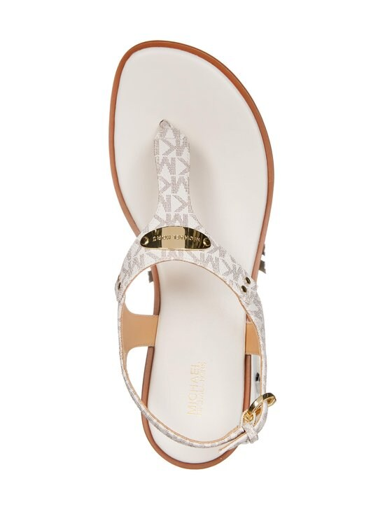 Michael Michael Kors - Plate Thong -sandaalit - 150 VANILLA | Stockmann - photo 2