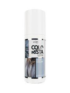 L'Oréal Paris - Colorista Spray 1-Day Colour #Greyhair -suihkutettava hiusväri 75 ml | Stockmann