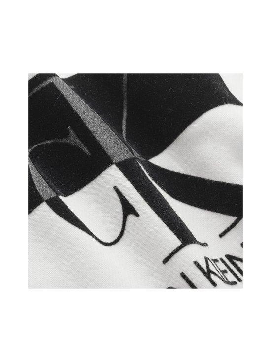 Calvin Klein Kids - Monogram Block Hoodie -huppari - YAF BRIGHT WHITE | Stockmann - photo 2