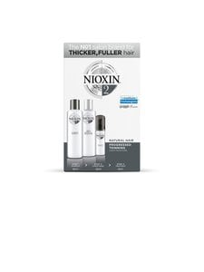 Nioxin - No 2 Trial Kit -kokeilupakkaus | Stockmann