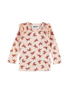 Molo - Emma-pitkähihainen paita - 8412 MINI HORSE JERSEY | Stockmann