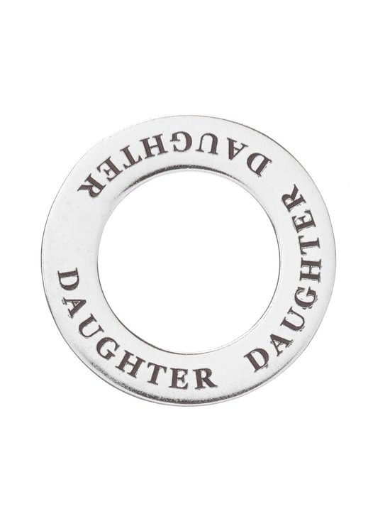 Dfj Collections - Amulet Daughter -riipus - SILVER | Stockmann - photo 1