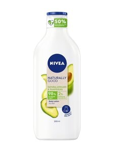 NIVEA - Naturally Good Avocado Body Lotion -kosteusvoide 200 ml | Stockmann
