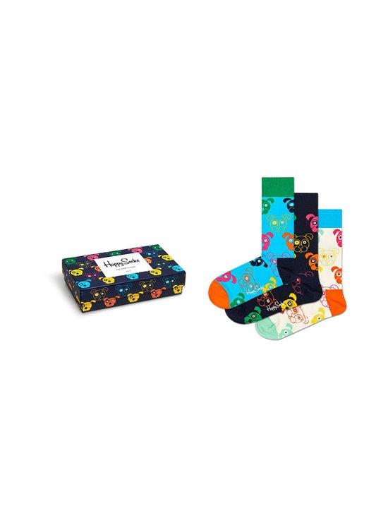 Happy Socks - Mixed Dog -sukat 3-Pack - 0100-MULTI | Stockmann - photo 1