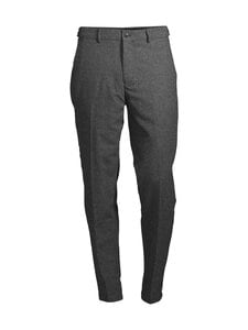 Selected - SlhSlimTapered-Theo Wool Pants -housut - GREY PATTERN:HOUNDSTOOTH | Stockmann