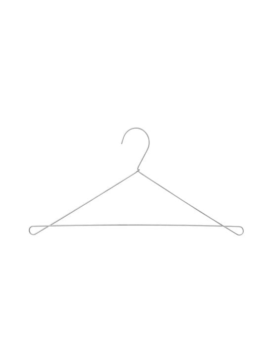 Nomess Copenhagen - Bow-vaateripustin 5 kpl - CHROME (METALLI) | Stockmann - photo 1