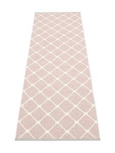 Pappelina - Rex-muovimatto 70 x 240 cm - VAALEA ROOSA/LUONNONVALKOINEN | Stockmann