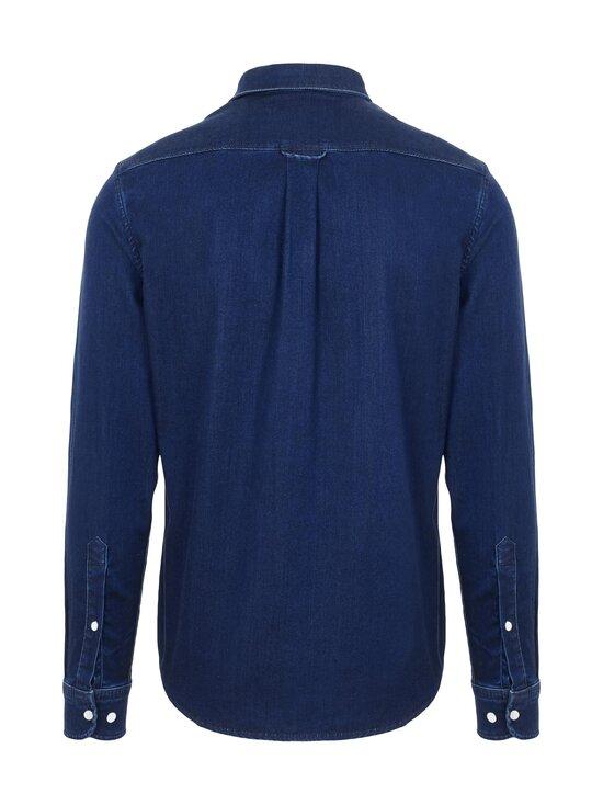 J.Lindeberg - Indigo Soft Stretch Slim Shirt -kauluspaita - 6194 MID BLUE | Stockmann - photo 2