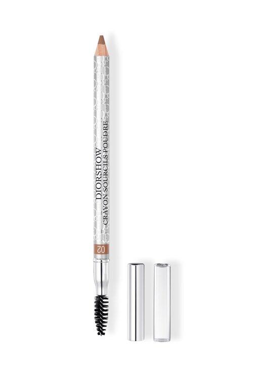 DIOR - Sourcils Poudre Powder Eyebrow Pencil -kulmakynä 1,19 g - 02 CHESTNUT   Stockmann - photo 1