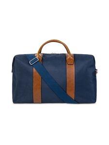 STEELE & BOROUGH - The Navy Weekenderbag -laukku - NAVY   Stockmann