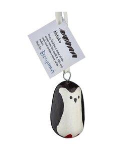 Mifuko - Pingviini-joulukoriste - MUSTA/VALKOINEN | Stockmann