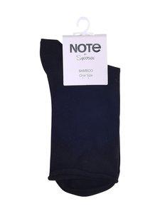 Note - Bamboo kiristämättömät nilkkasukat - BLACK   Stockmann