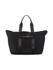 ARMANI EXCHANGE - Fabric Shopper Bag -laukku - 00020 NERO   Stockmann