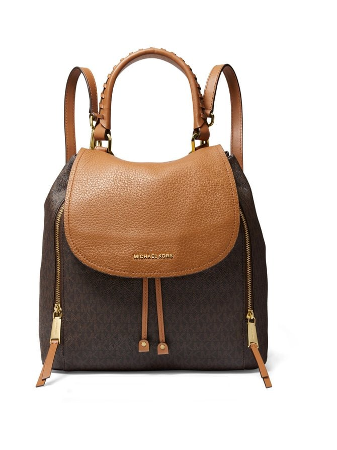 Viv Large Leather Backpack -reppu
