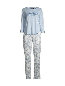 Lauren Ralph Lauren - Pyjama - 299 IVORY FLORAL | Stockmann