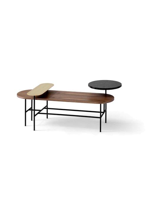 &tradition - Palette Lounge JH7 -pöytä - WALNUT | Stockmann - photo 1
