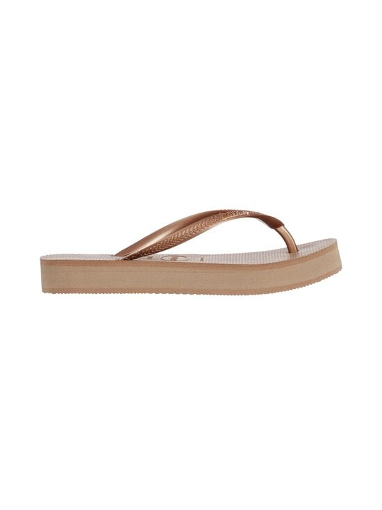 Havaianas - Slim Flatform Flip Flops -varvassandaalit - 3581 ROSE GOLD | Stockmann - photo 1
