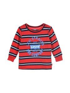 Levi's Kids - LVB Ls Striped Tee -paita - R6W RED | Stockmann