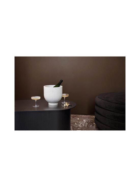 Ferm Living - Alza Champagne Cooler -viininjäähdytin - WHITE   Stockmann - photo 3