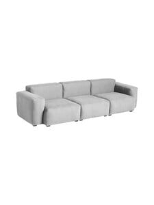 HAY - Mags Soft 3 Seater Combination 1 Low Arm -sohva - LINARA 443/ DARK GREY STICHING | Stockmann